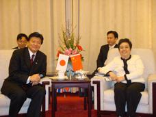 中国・欧国家発展改革委員会副主任と